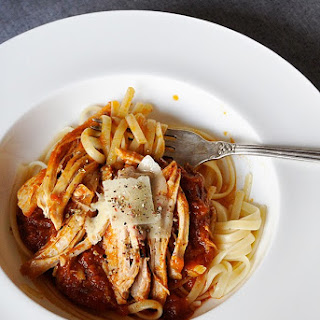 Pulled Pork With Pasta