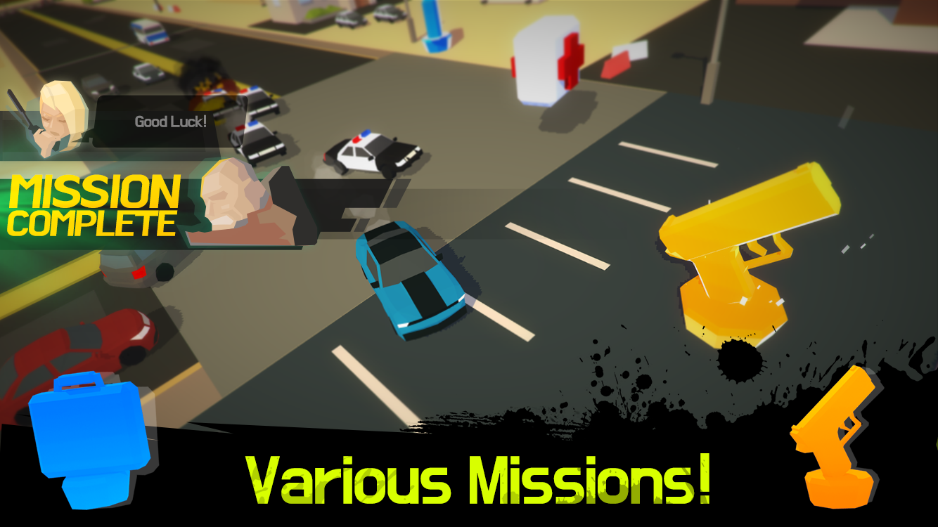 Burnout City Screenshot 2