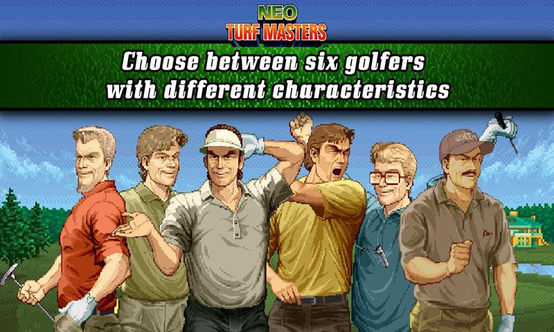 NEO TURF MASTERS Screenshot 4