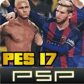 App New PPSSPP PES 17 / 18 Tip APK for Windows Phone