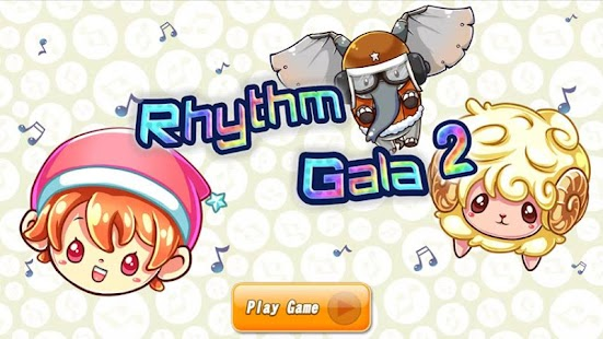 Rhythm Gala 2 - screenshot