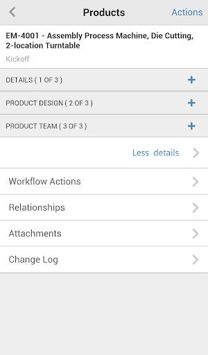 Autodesk Fusion Lifecycle screenshot 5