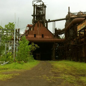 Escape Game - Carrie Furnace