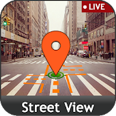 Live Street View Satellite - Voice Navigation Maps