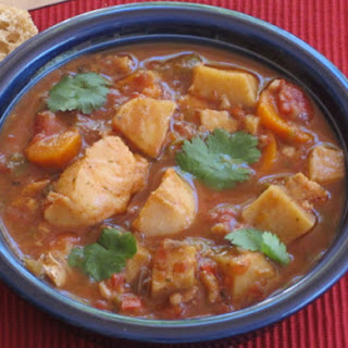 Halibut Stew Recipes
