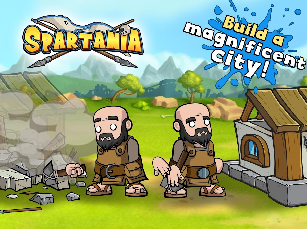 Spartania: Casual Strategy Screenshot 9