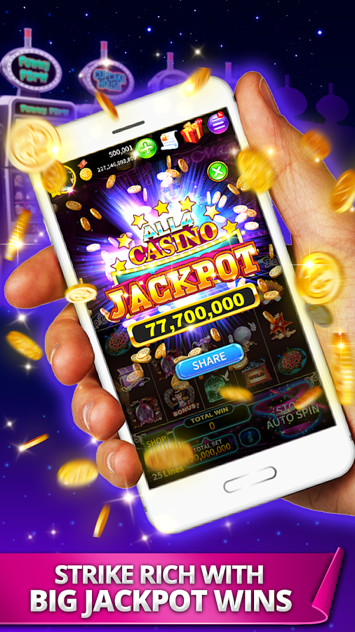ALL4CASINO - SPIN & WIN BIG! Screenshot 17