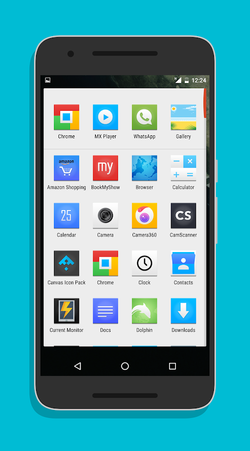 Canvas Icon Pack Screenshot 3