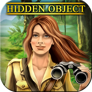 Hidden Object Victoria in Asia