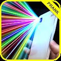 Laser Simulated Prank