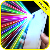 Game Laser Simulated Prank APK for Windows Phone
