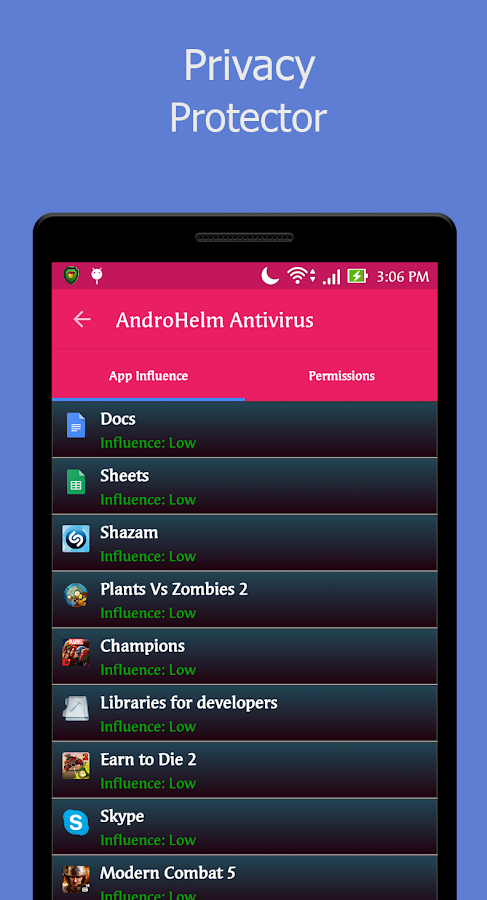 AntiVirus Android Security Screenshot 7