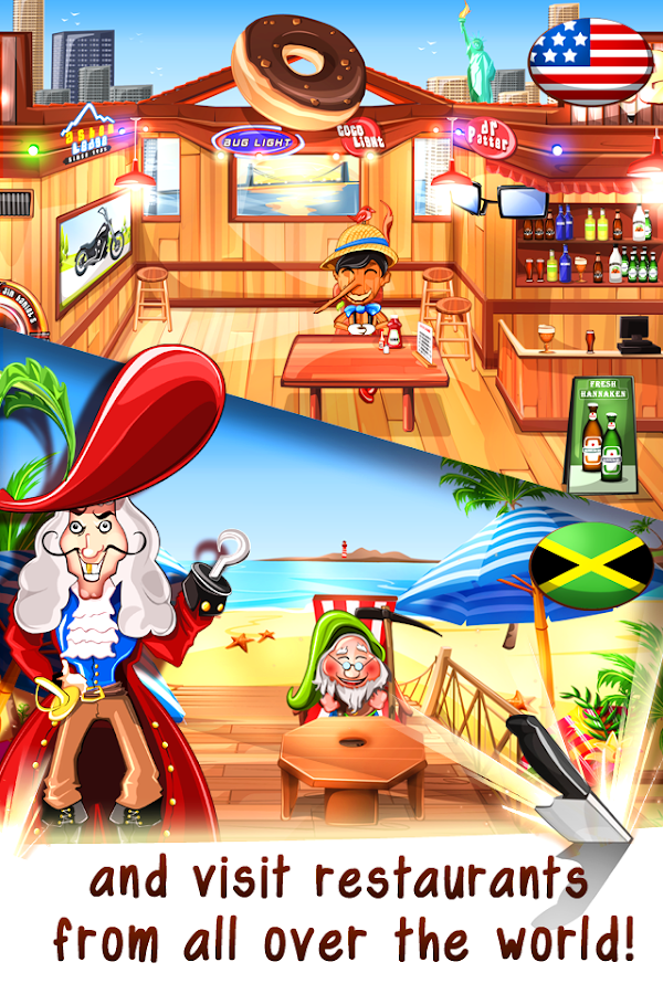 Tasty Tale:puzzle cooking game Screenshot 3