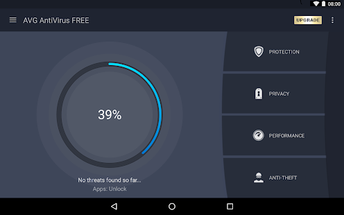 Free AntiVirus FREE 2016 - Android APK for Windows 8