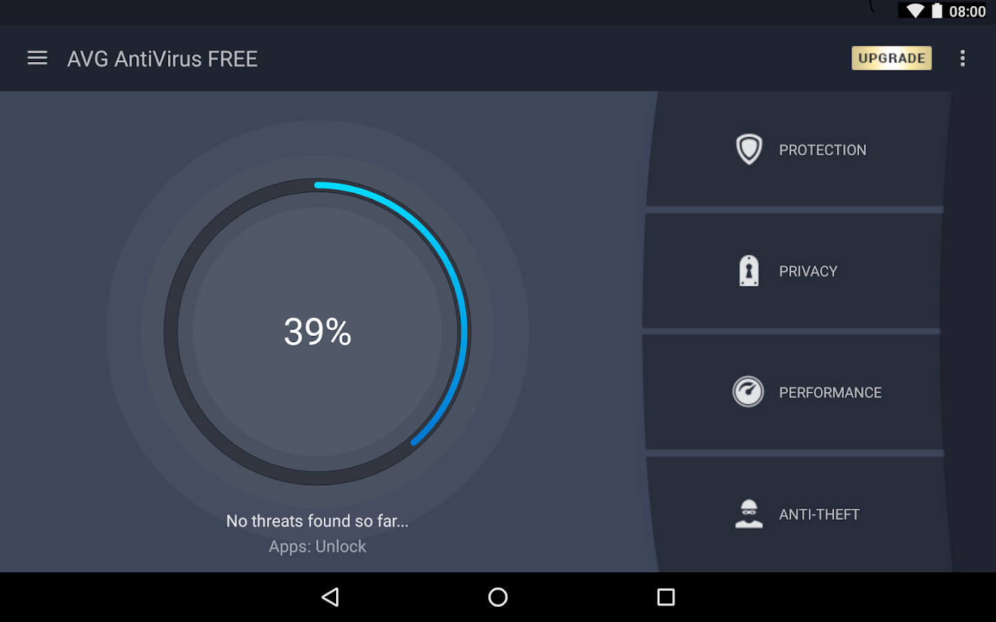 AVG AntiVirus FREE for Android Screenshot 8
