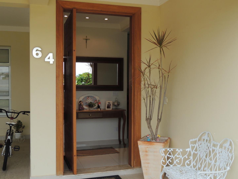 Casa residencial à venda, Condomínio Palmeiras Imperiais, Sa...