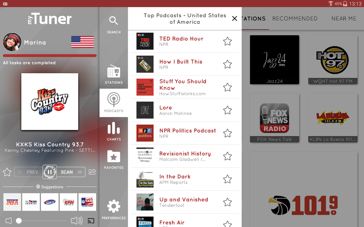 myTuner Radio Pro Screenshot 10