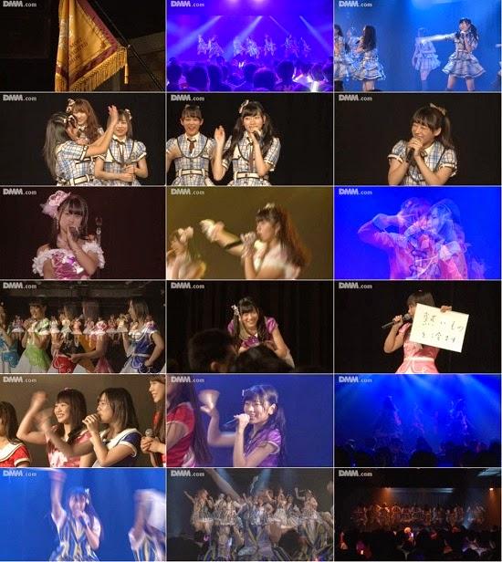 (LIVE)(公演) SKE48 アップカミング公演~秋~ 141024