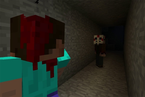 Map Friday the 13th Mod for MCPE
