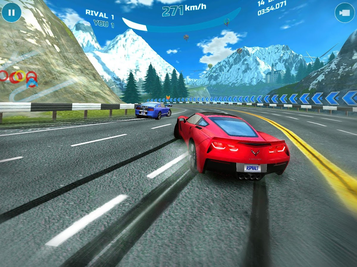 Asphalt Nitro Screenshot 5