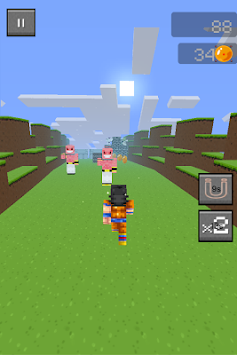 Craft Dragon Z Run APK screenshot thumbnail 4