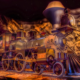 0726-TT-0623-02-16 by Fred Herring - Transportation Trains