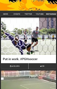 Pittsburgh Riverhounds - screenshot