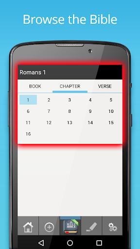 King James Bible (KJV) Free screenshot 6