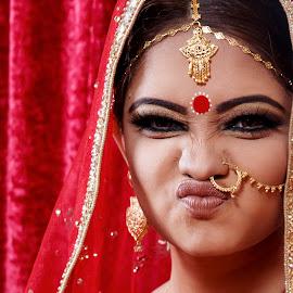 by Tarik Sazal - Wedding Bride