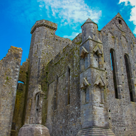 Rock of Cashel by Michael Lunn - Buildings & Architecture Public & Historical (  )