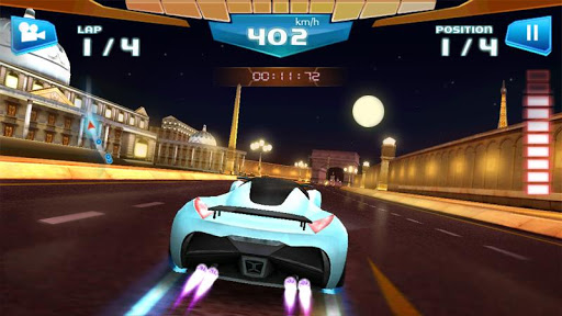 Fast Racing 3D screenshot 14