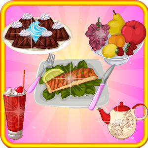 Food Decoration Games cooking