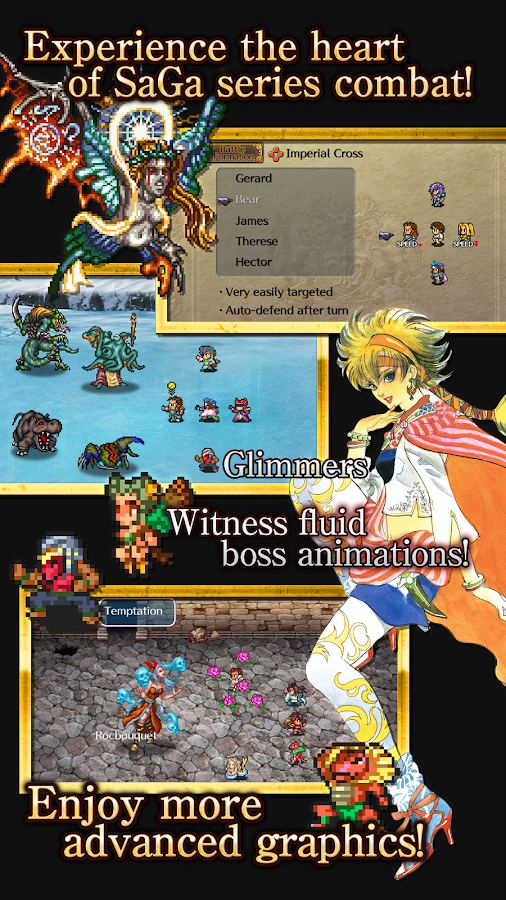 Romancing SaGa 2 Screenshot 11