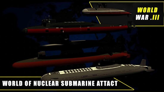 World Submarine Combat - screenshot