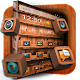 Wooden Touch Launcher APK