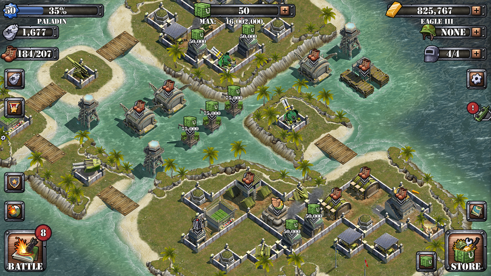 Battle Islands Screenshot 11