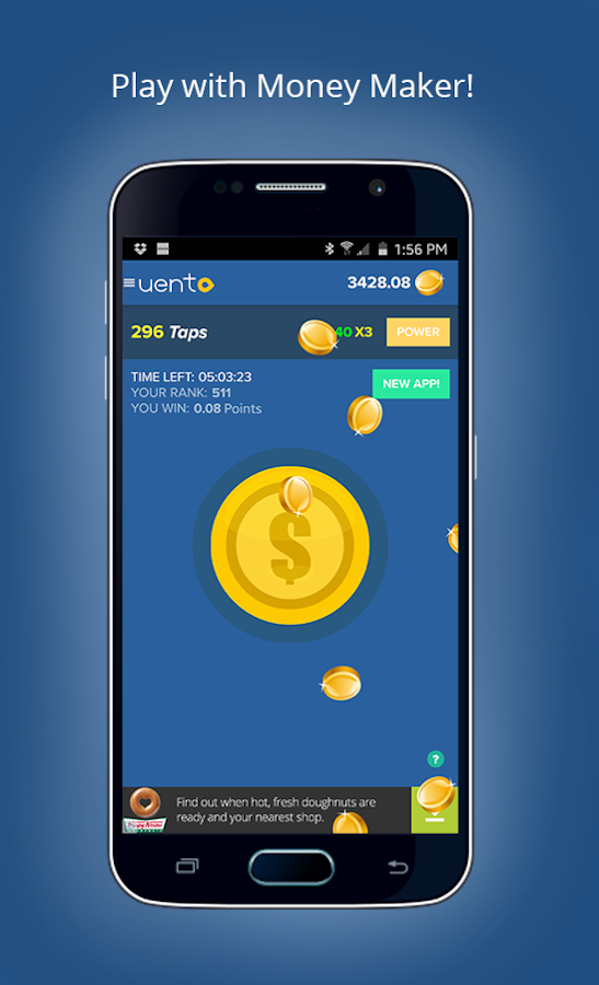 Uento: Make Money Online Screenshot 1