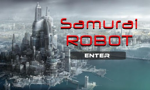 Samurai Robot - screenshot