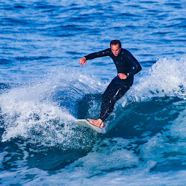 Surfing13 by Mark Holden - Sports & Fitness Surfing