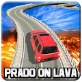 Impossible Prado Stunts on Lava Floor Tracks 3d APK baixar