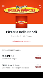 Pizzaria Bella Napoli - screenshot