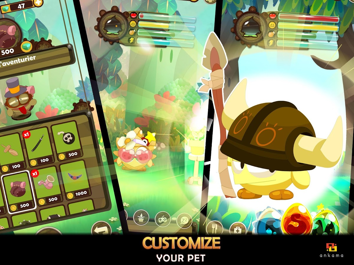 DOFUS Pets Screenshot 8