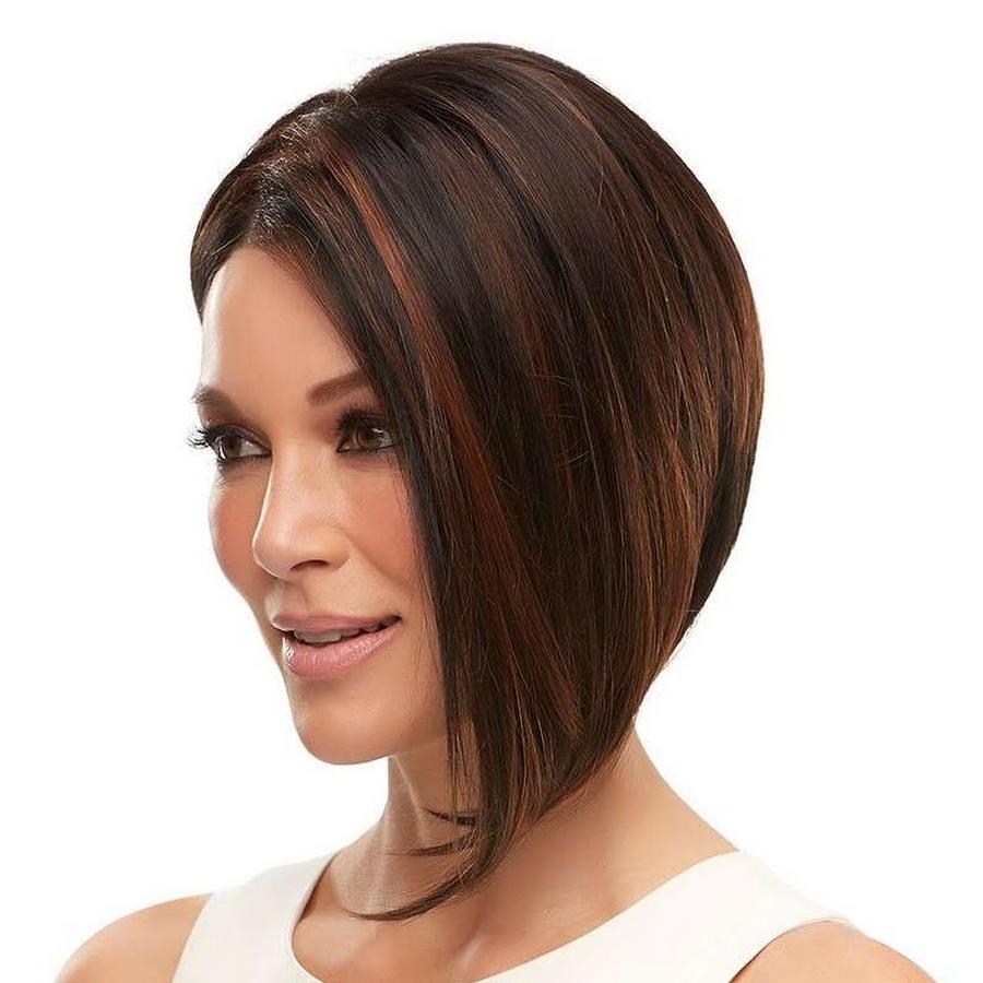 Mena synthetic wig