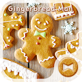 Gingerbread Man +HOME Theme