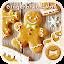 Download Gingerbread Man +HOME Theme APK