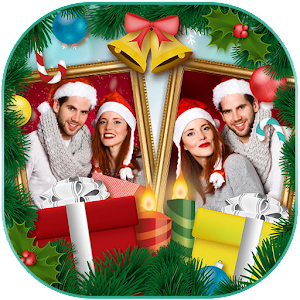 christmas photo collage maker free android app market
