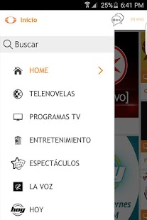 Download Android App Televisión para Android for Samsung