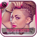 App African Hairstyles IQ APK for Kindle