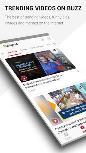 Dailyhunt (Newshunt) News screenshot 7