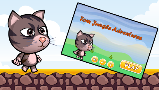 Tom Jungle Adventures - screenshot